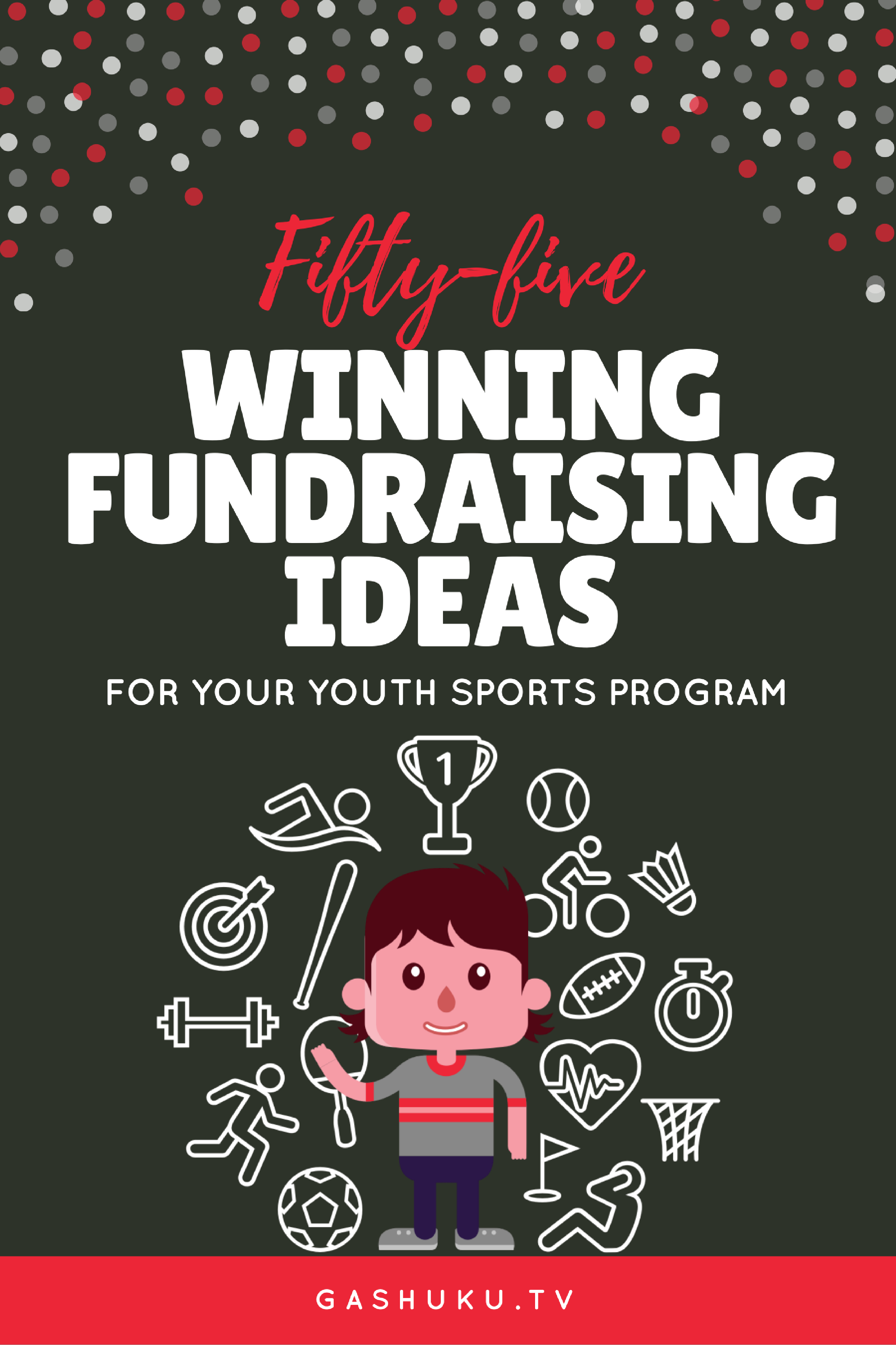 10 Beautiful Best Fundraising Ideas For Youth Sports Teams a curated list of 55 unique and incredibly effective fundraising