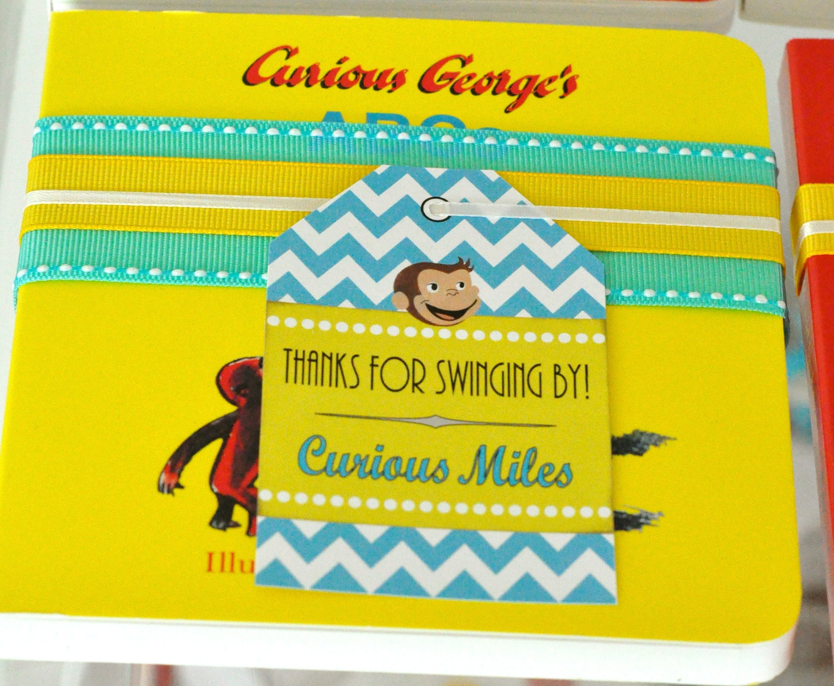 10 Awesome Curious George Party Favor Ideas a curious george birthday party the details 2020