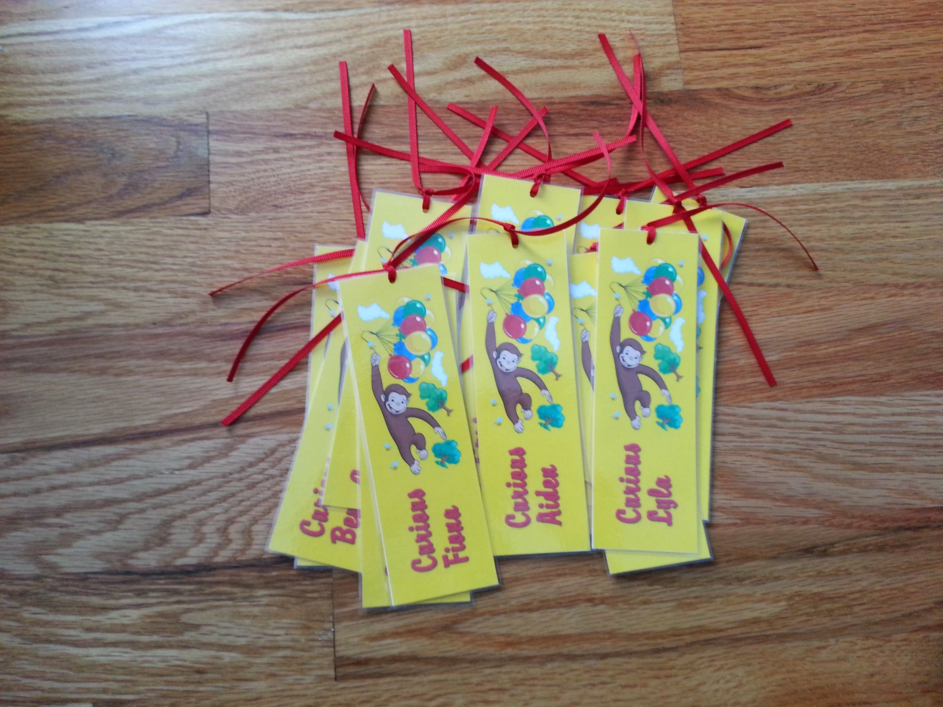 10 Awesome Curious George Party Favor Ideas a curious george party a crafty mom 2020