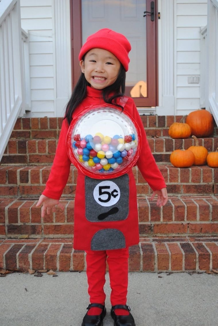 10 Stunning Unique Kids Halloween Costume Ideas a cute and cheap halloween costume for a little girl an old fashion 2 2020