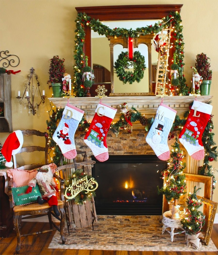 10 Ideal Christmas Decorating Ideas On A Budget a diy christmas decorating your home on a budget 2021