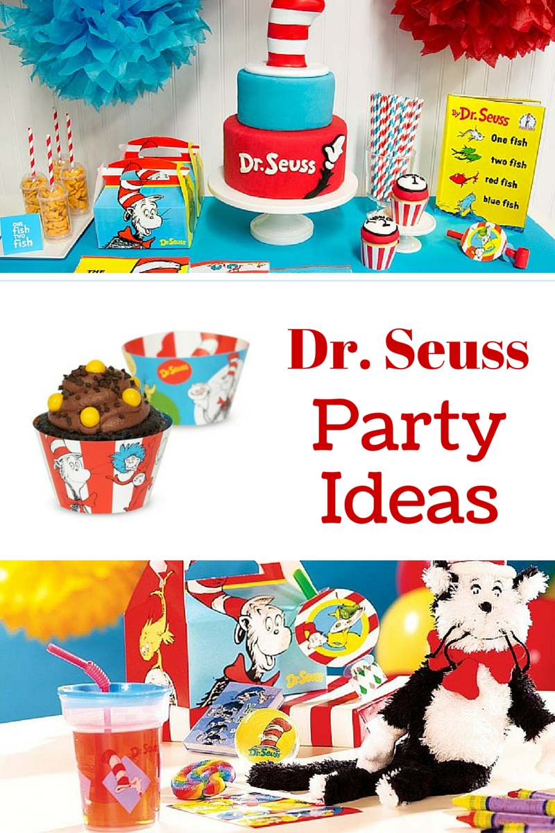 10 Nice Dr Seuss 1St Birthday Party Ideas a dr seuss party ideas from birthday express celebrate every day 1 2020