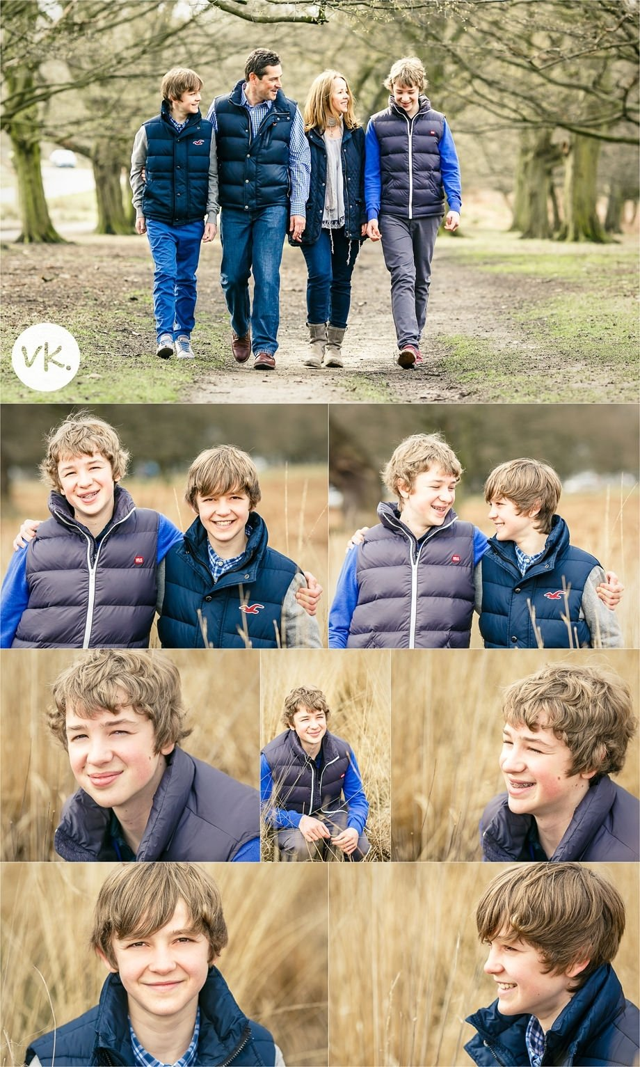 10 Trendy Family Photo Ideas With Teenagers a family photo shoot with teenagers vicki knights photography 2020