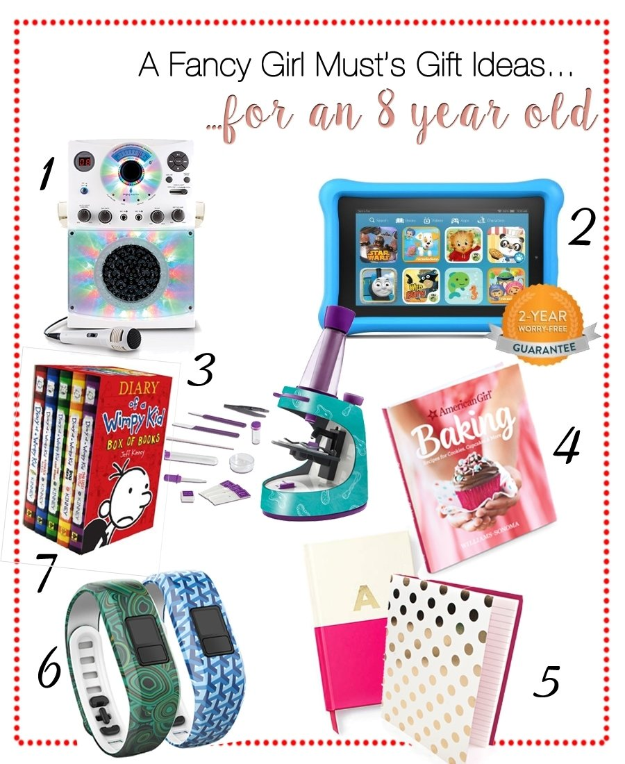 10 Unique 8 Year Old Girl Gift Ideas a fancy girl must tech fun archives a fancy girl must 2021