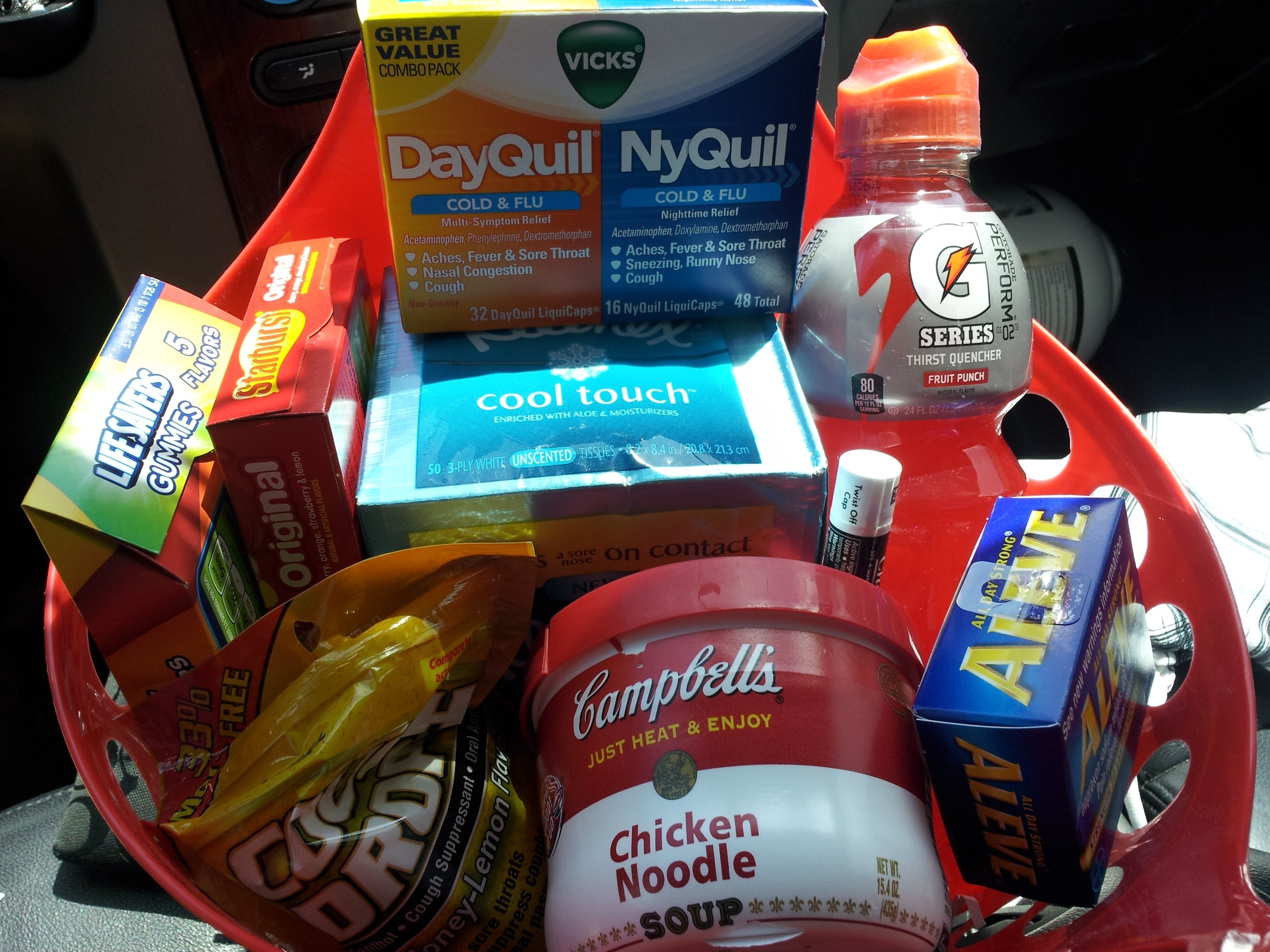 10 Fabulous Get Well Gift Ideas For Men a get well basket for my sick love medicinecandydrinksoup 2020