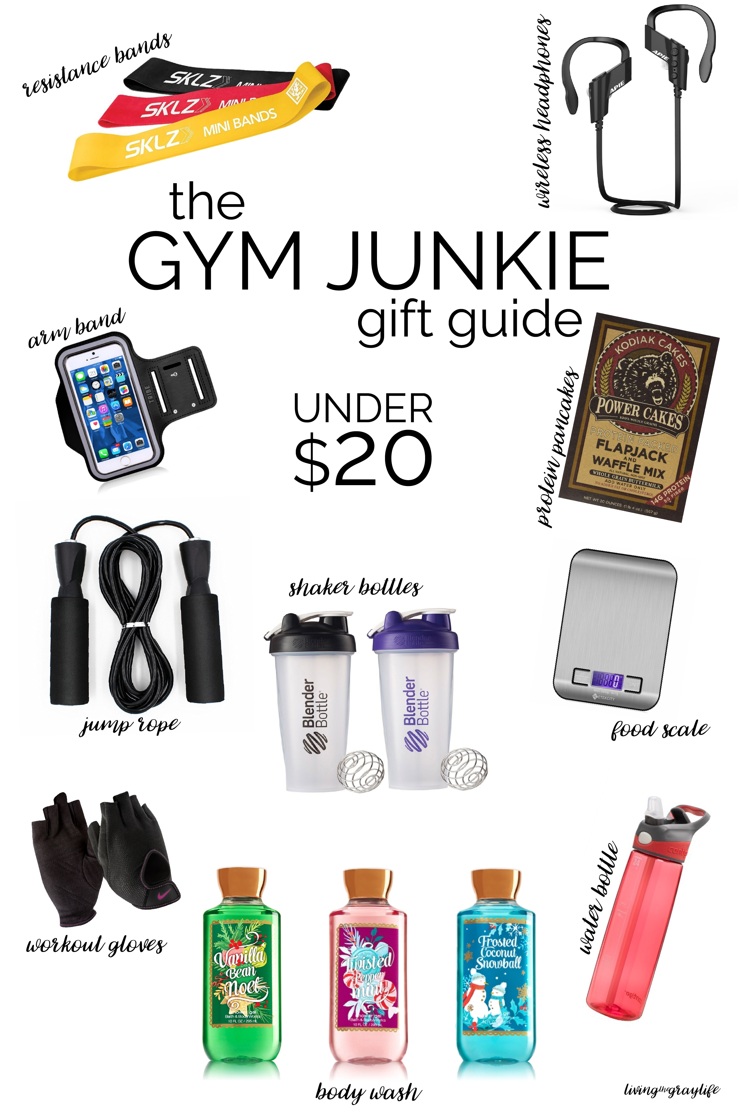 10 Fabulous Gift Ideas For Runners Men a gift guide for the gym junkie gym gift and christmas gifts 2020