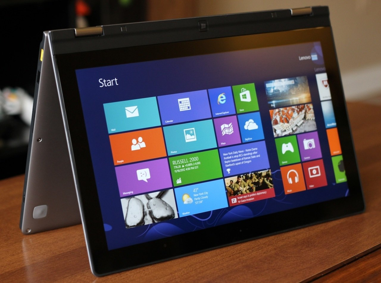 a good ultrabook, a bad tablet: the lenovo ideapad yoga 13 review