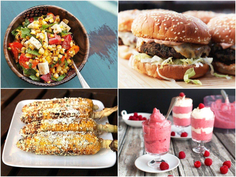 10 Beautiful Fourth Of July Menu Ideas a killer vegetarian fourth of july menu even an omnivore will love 4 2021