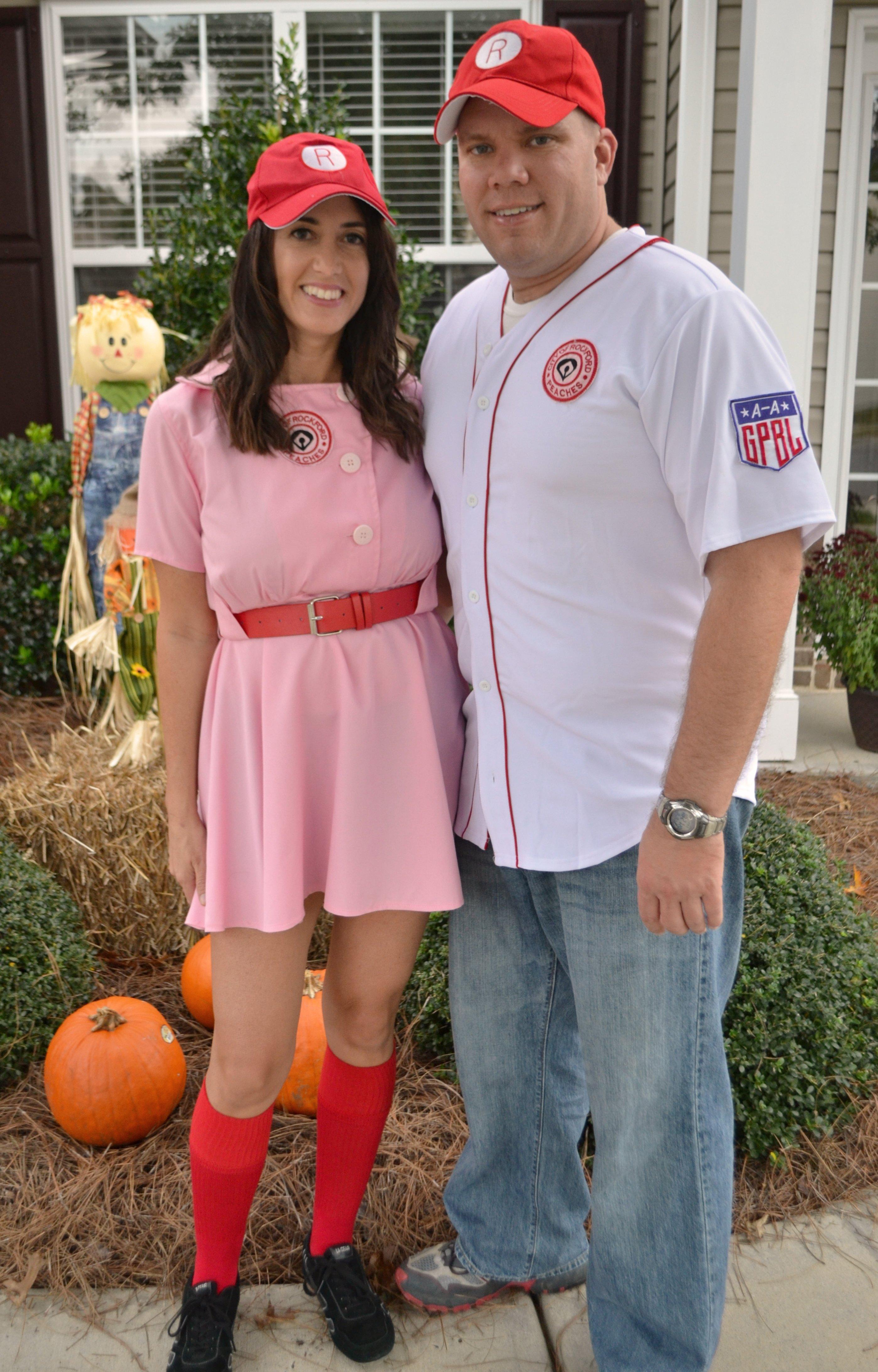 A League Of Their Own Halloween Costume | League Of Their Own Halloween Costume Halloween