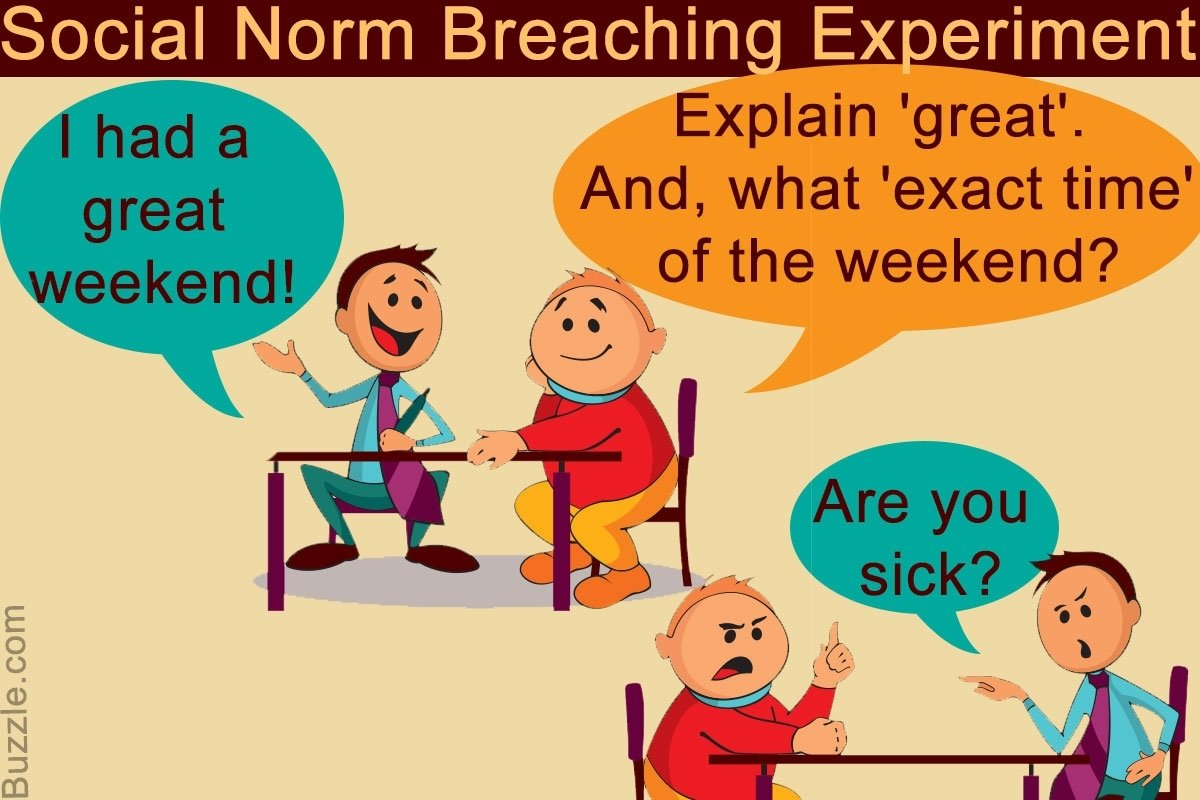 10 Trendy Breaking A Social Norm Ideas a list of quirky ideas for social norm breaching experiments