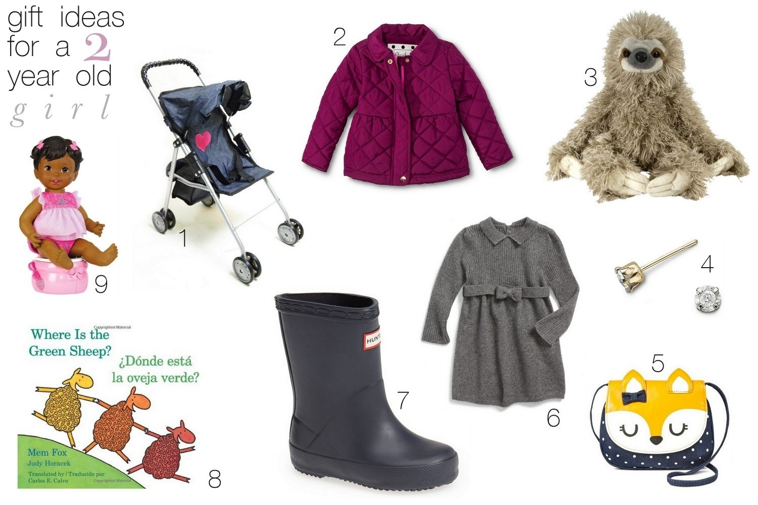 10 Great Gift Ideas For A 14 Year Old Girl a little bit of lacquer gift ideas for a two year old girl 5 2020