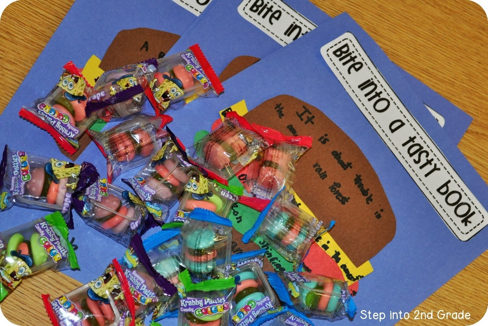 10 Stunning Main Idea And Detail Games a main idea snack step into 2nd grade 2