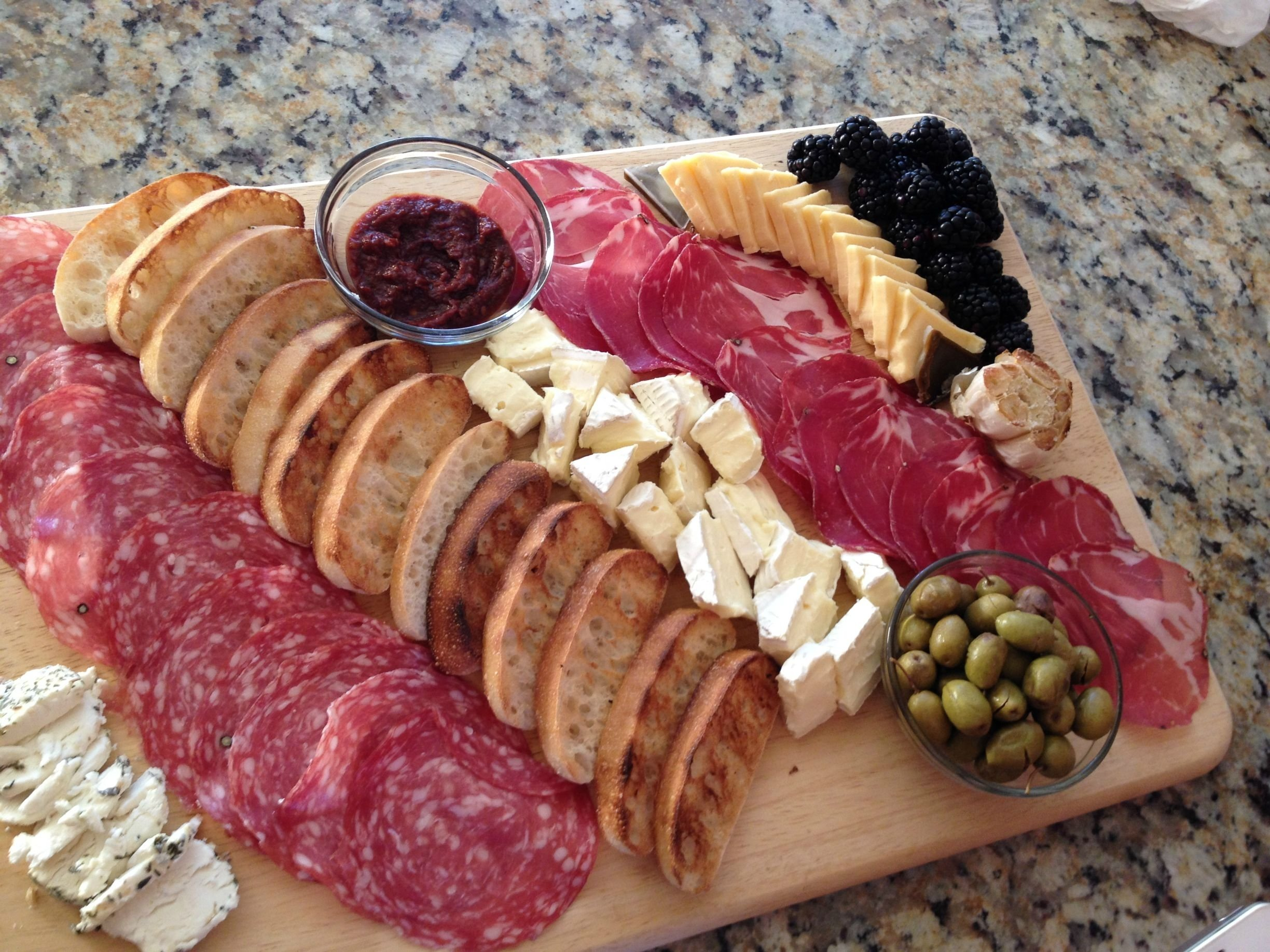 10 Gorgeous Cheese And Meat Platter Ideas a meat and cheese platter i made to celebrate the end of finals food 1 2020