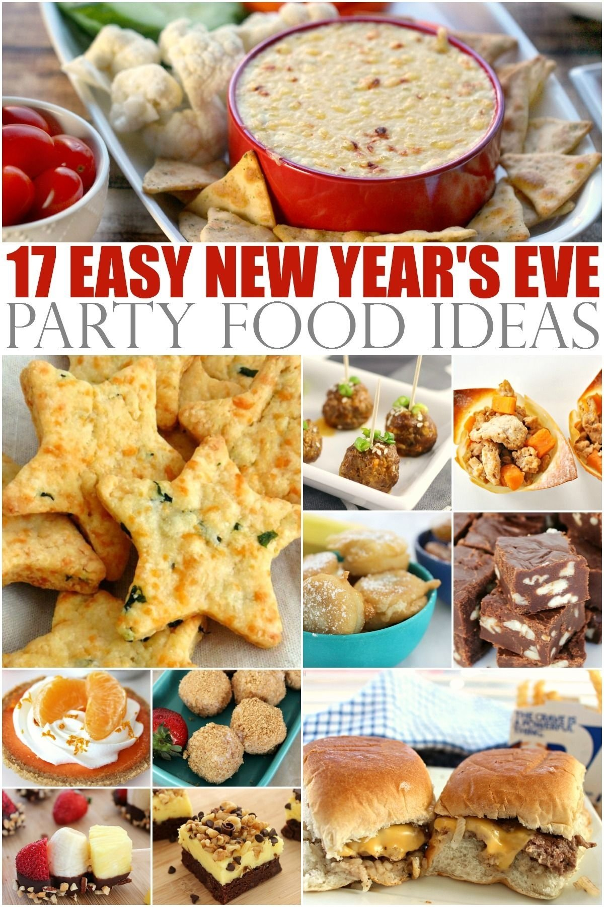 a new year's eve prep guide for the ultimate pizazz | food ideas