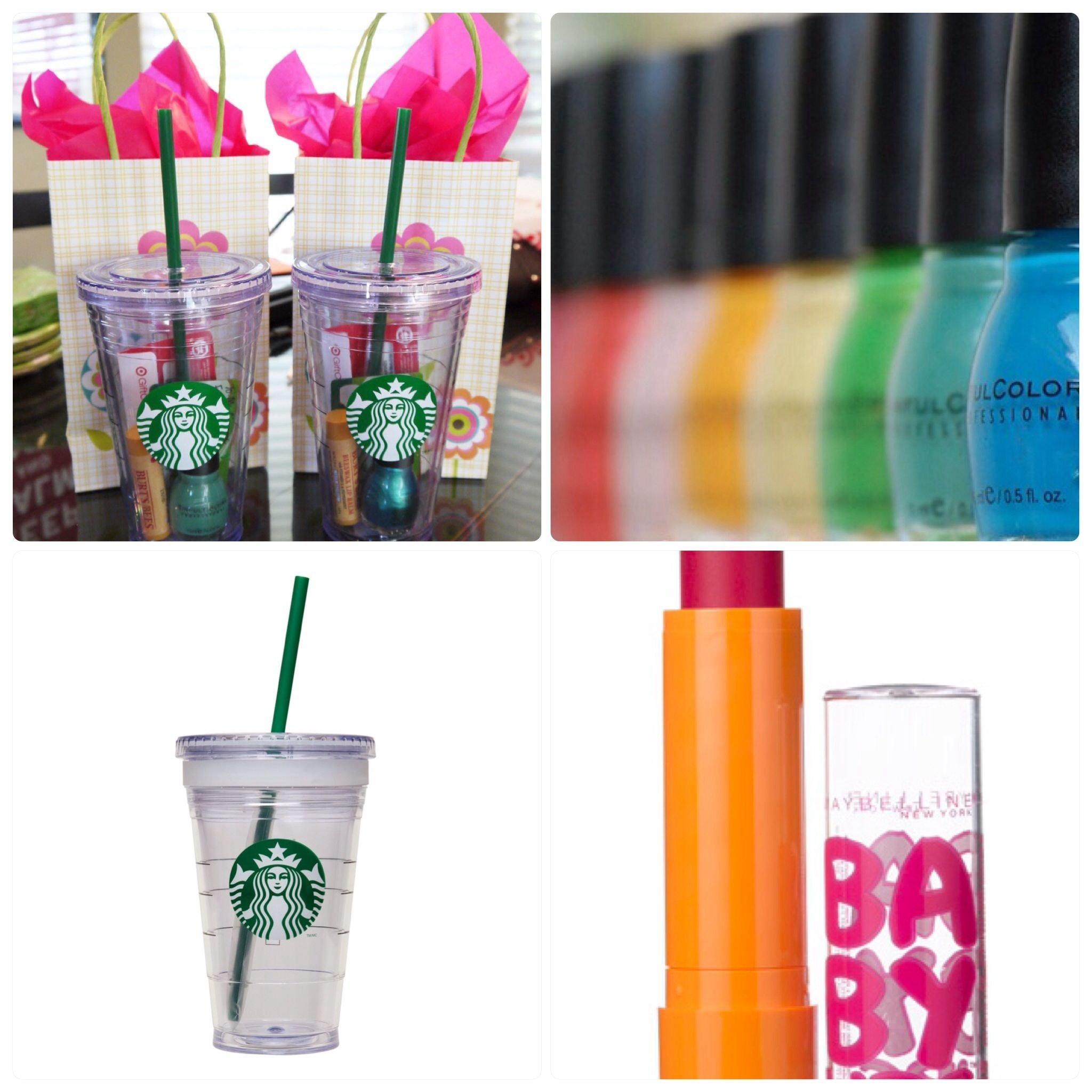 10 Famous Birthday Gift Ideas For Teenage Girls a perfect and two minute gift for a friend buy a starbucks plastic 2020