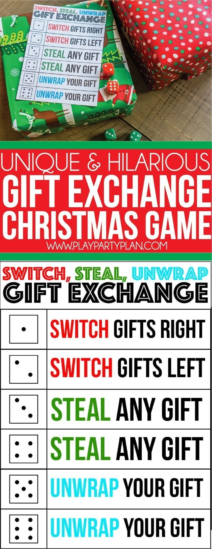 10 Most Popular Office Party Gift Exchange Ideas a perfect gift exchange game for kids for adults and even for
