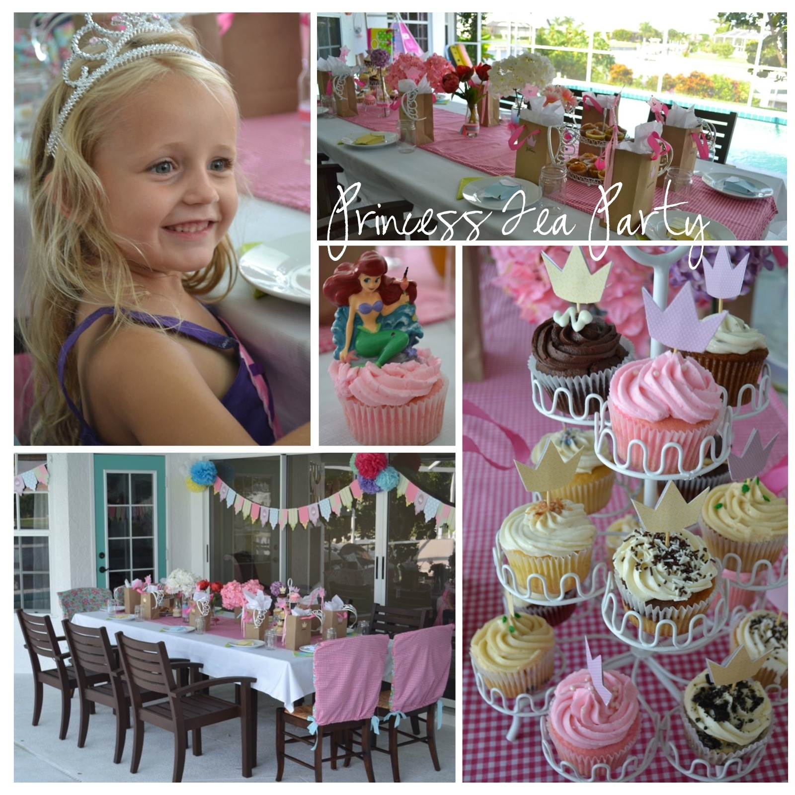 10 Stylish Princess Tea Party Birthday Ideas %name 2020