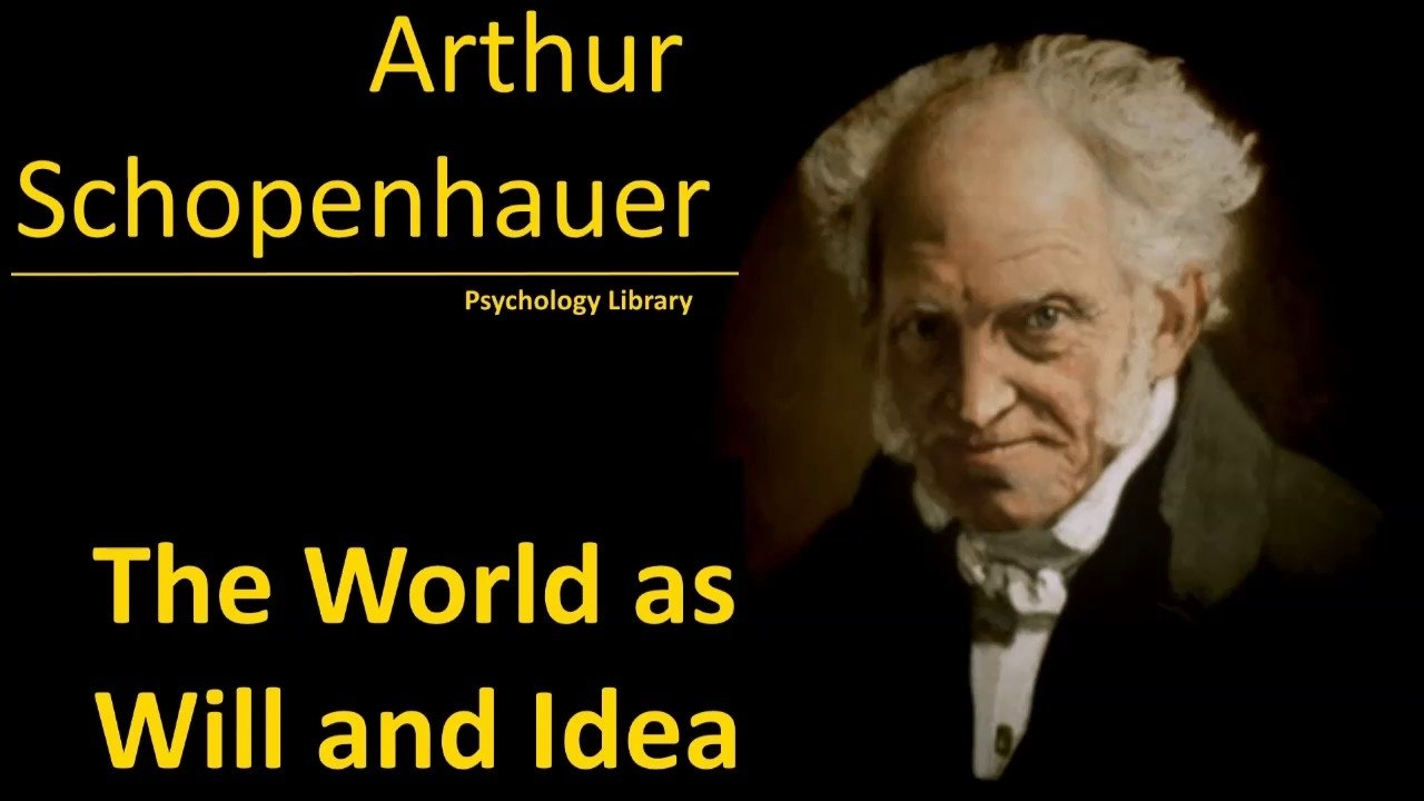 a. schopenhauer - the world as will and idea volume 1, part 3 of 3