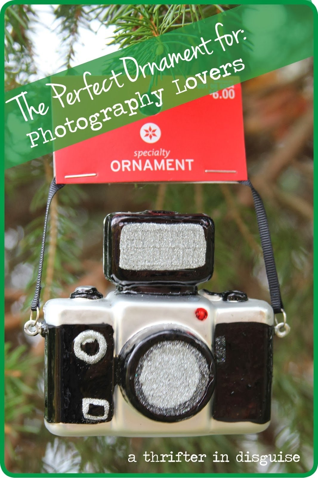 10 Fashionable Gift Ideas For Photography Lovers a thrifter in disguise secret santa saturday not your ordinary 2020