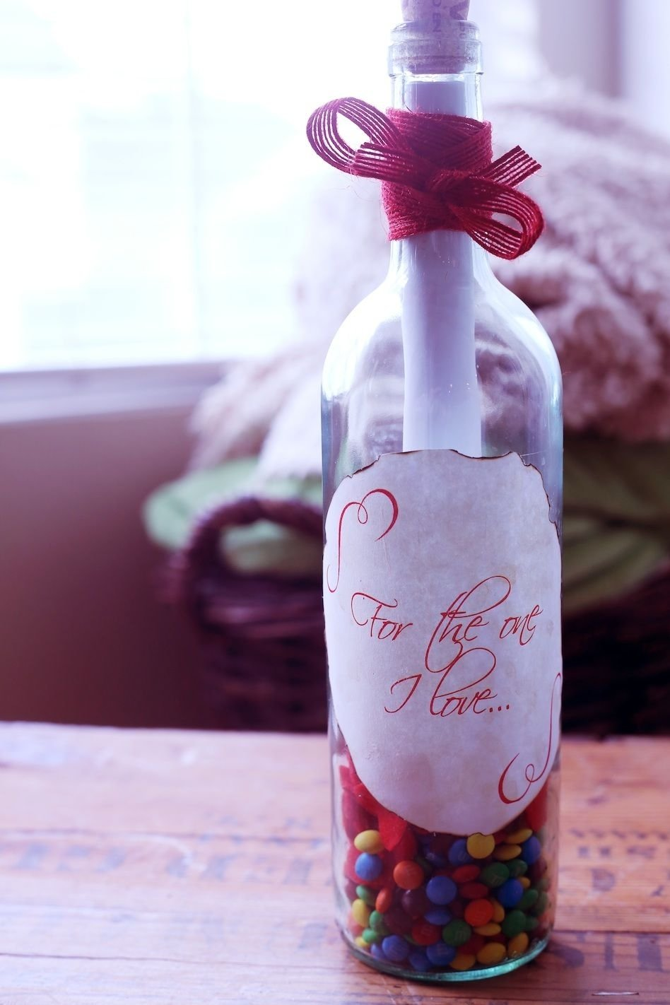 10 Spectacular Message In A Bottle Ideas a valentines day message in a bottle messages bottle and gift