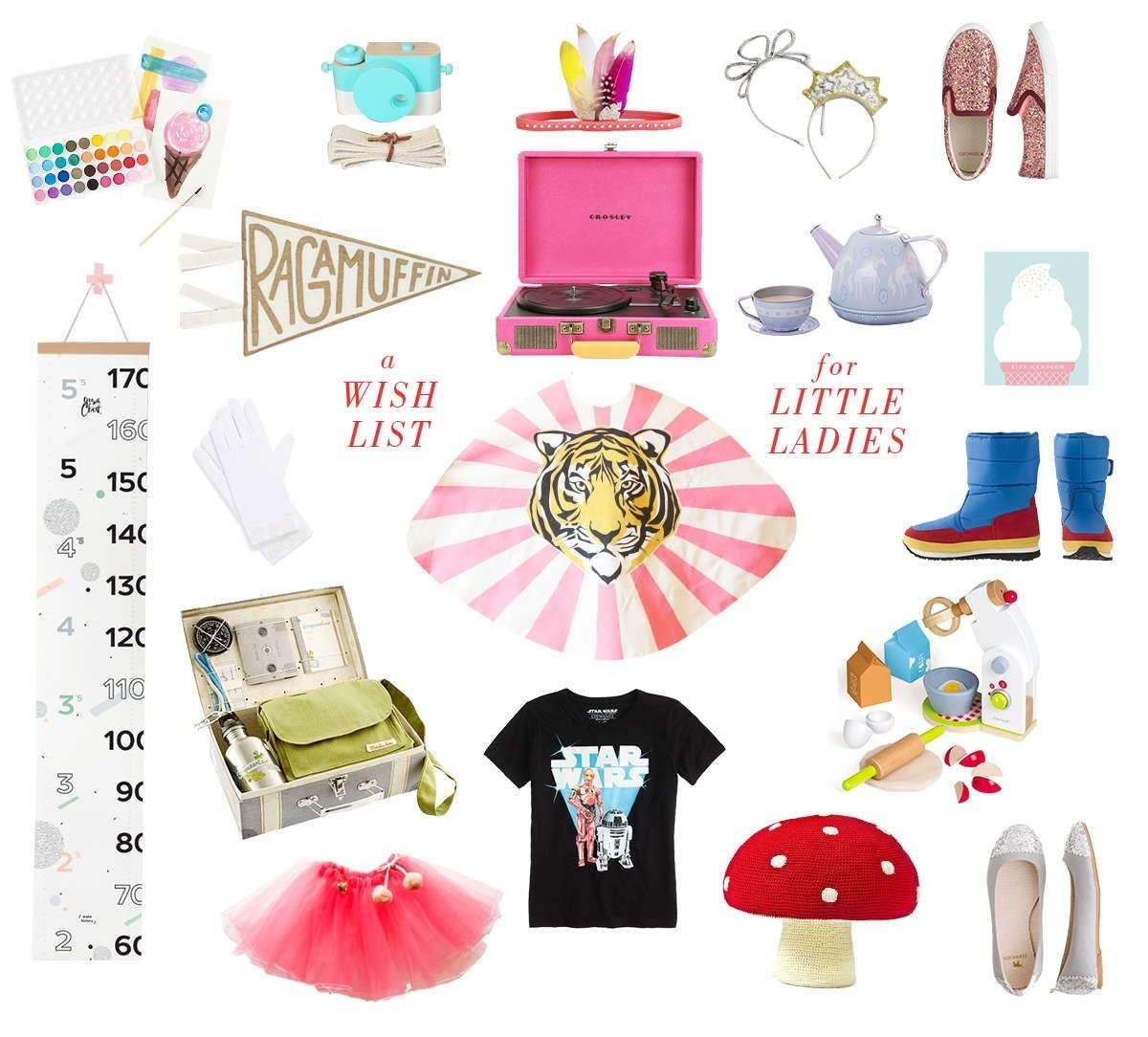 10 Stunning Gift Ideas For Little Girls a wish list for little ladies christmas gifts and gift 2021