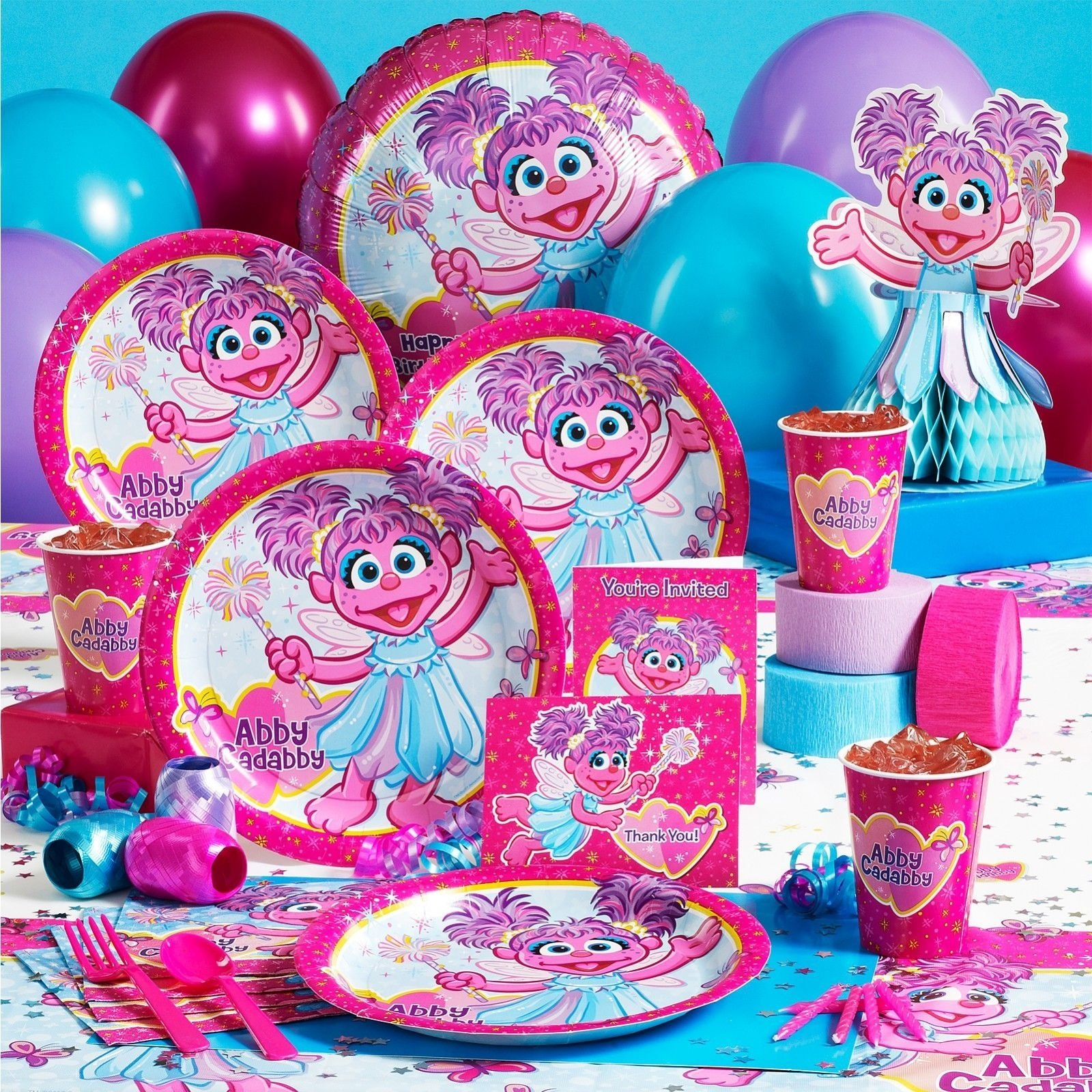 10 Stylish Abby Cadabby Birthday Party Ideas