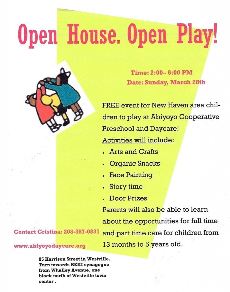 abiyoyo open house in new haven | kidhaven – things to do with kids