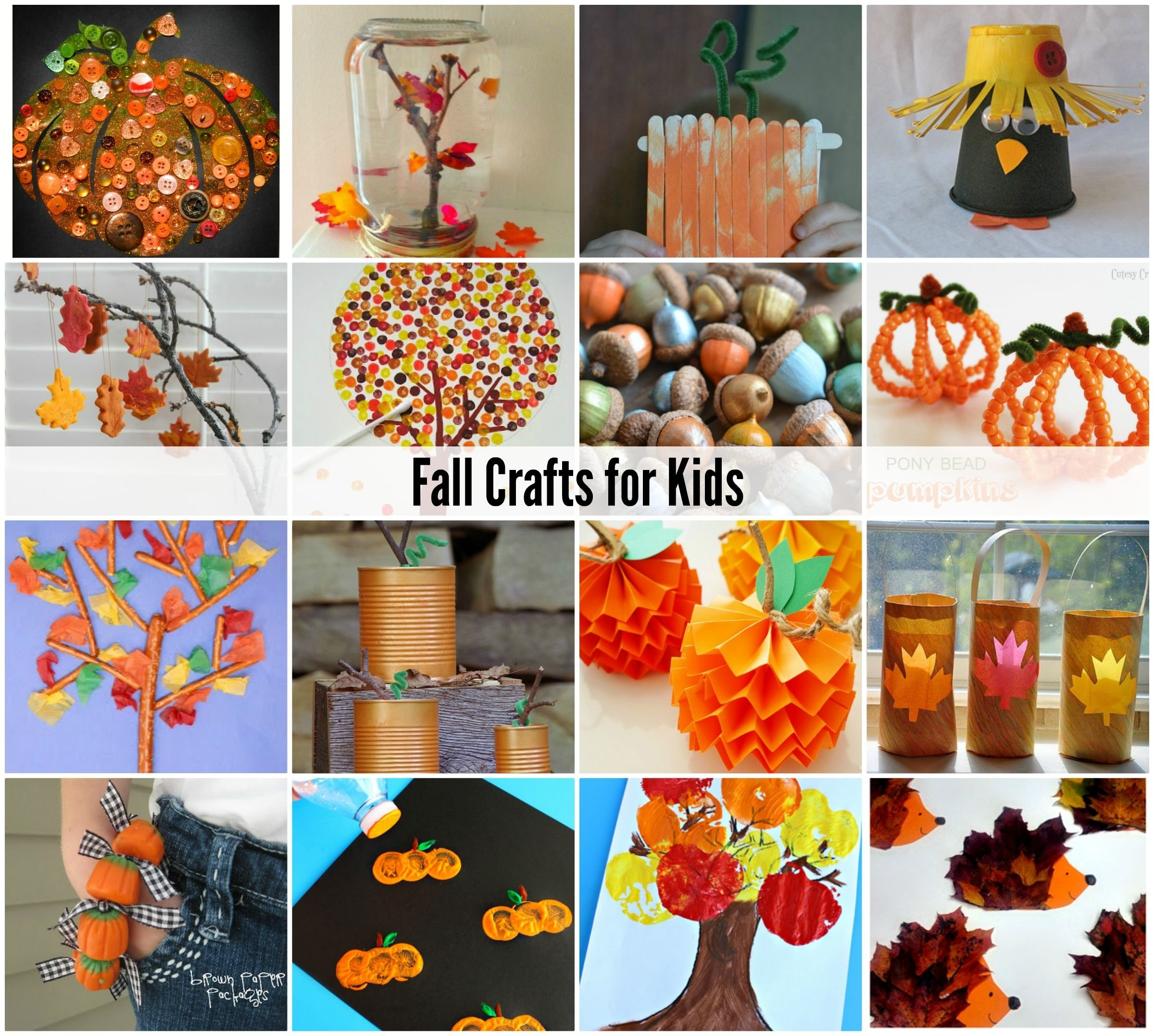 10 Fantastic Fall Craft Ideas For Kids about me craft thanksgiving and activities 2 2020