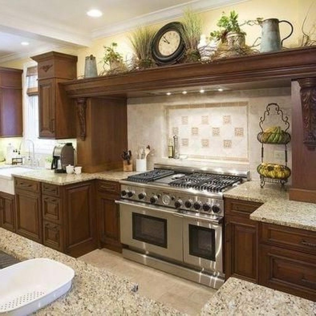 10 Fabulous Ideas For Above Kitchen Cabinets above kitchen cabinet decor ideas kitchen design ideas above 2 2020