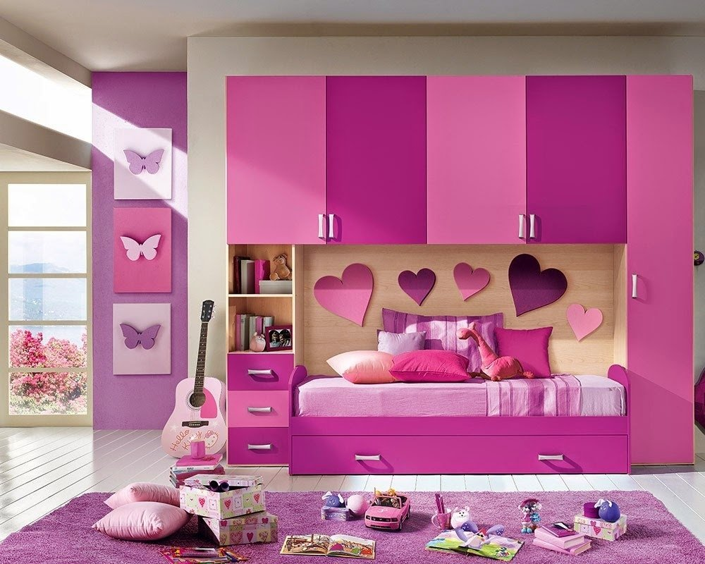 10 Lovely Pink And Purple Room Ideas absolutely gorgeous pink and purple bedroom ideas mosca homes 1 2020