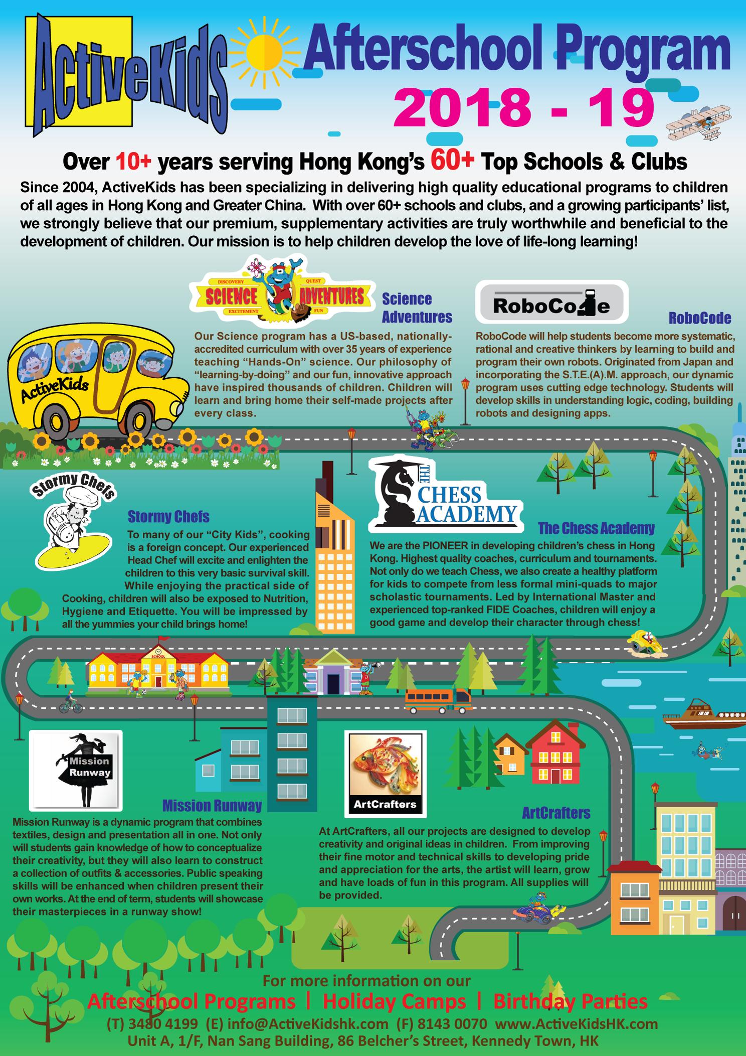 10 Stunning Ideas For After School Programs activekids science adventures afterschool programs