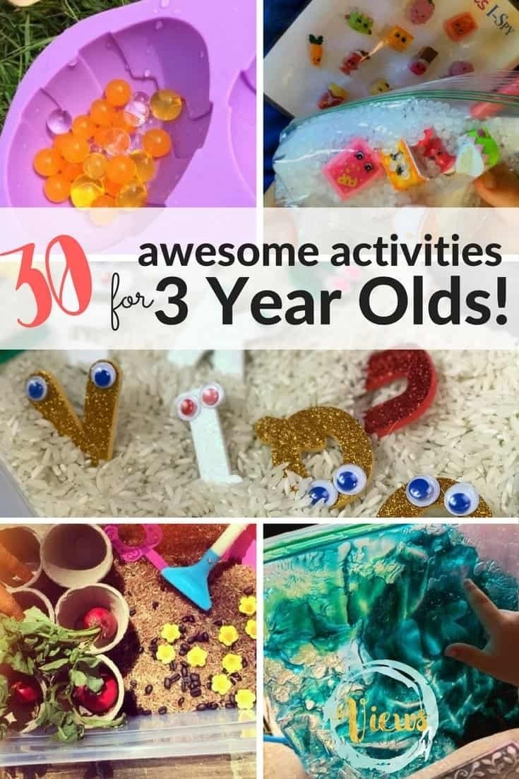 10 Cute Craft Ideas For 3 Year Olds activities for 3 year olds views from a step stool 2021