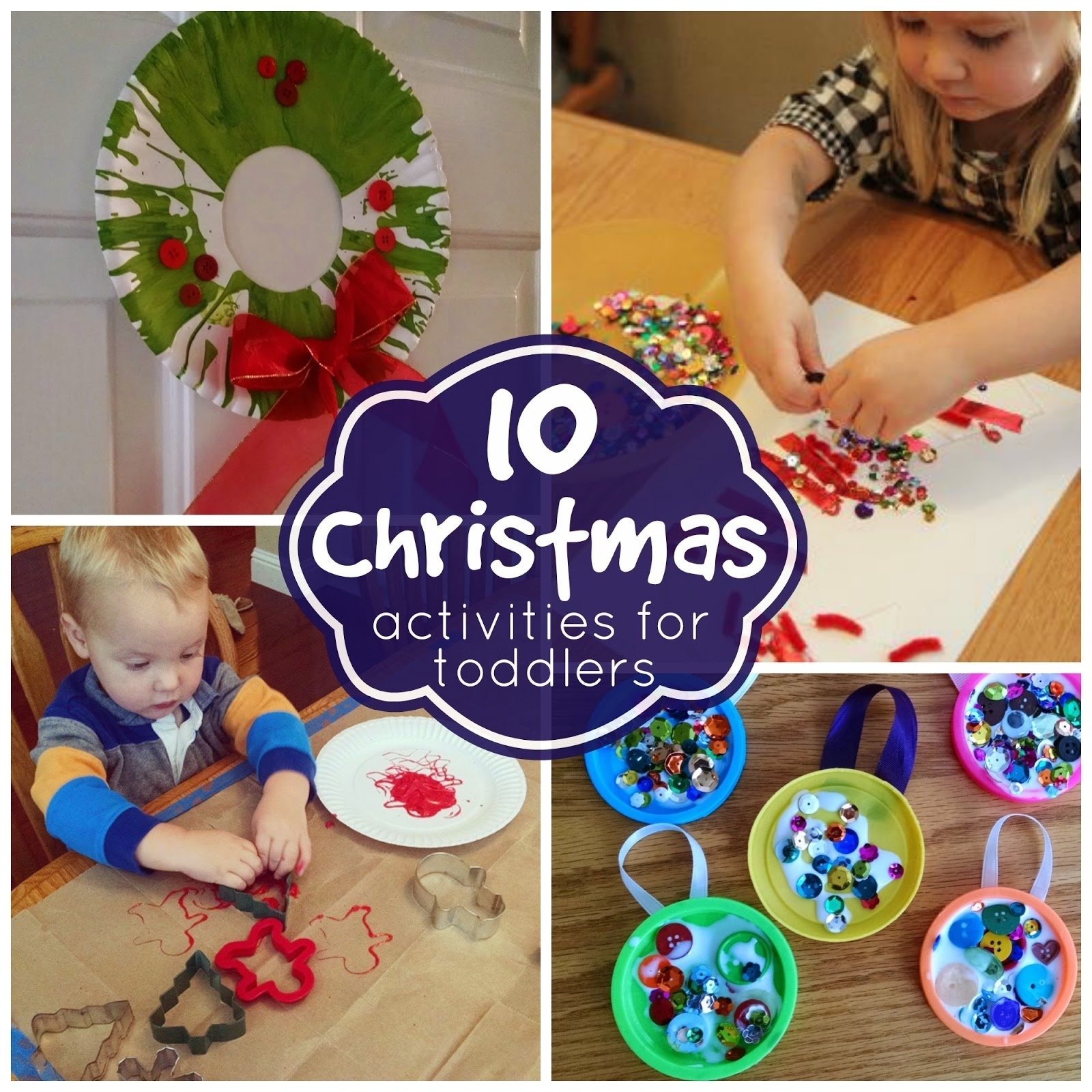 10 Ideal Christmas Activity Ideas For Kids activities for christmas for toddlers fun for christmas 2020