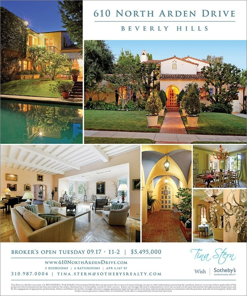 10 Perfect Real Estate Open House Ideas ad design for exclusive brokers open house mitzi gaynors 610 2020