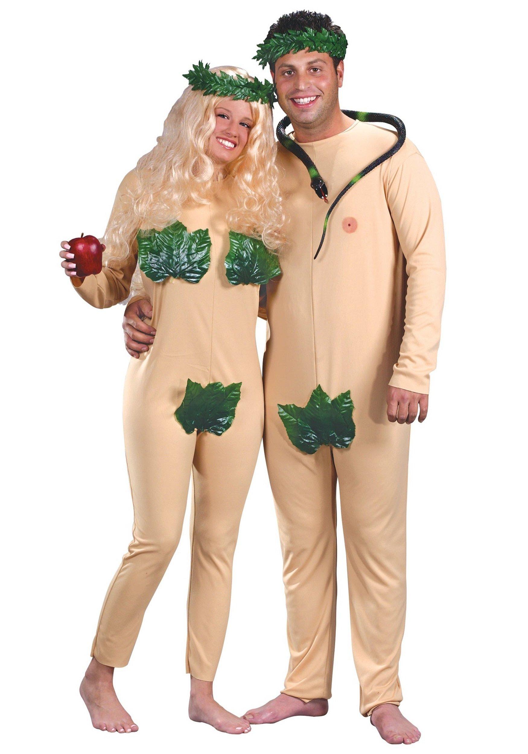 10 Fabulous Adam And Eve Costume Ideas adam and eve costume 2020
