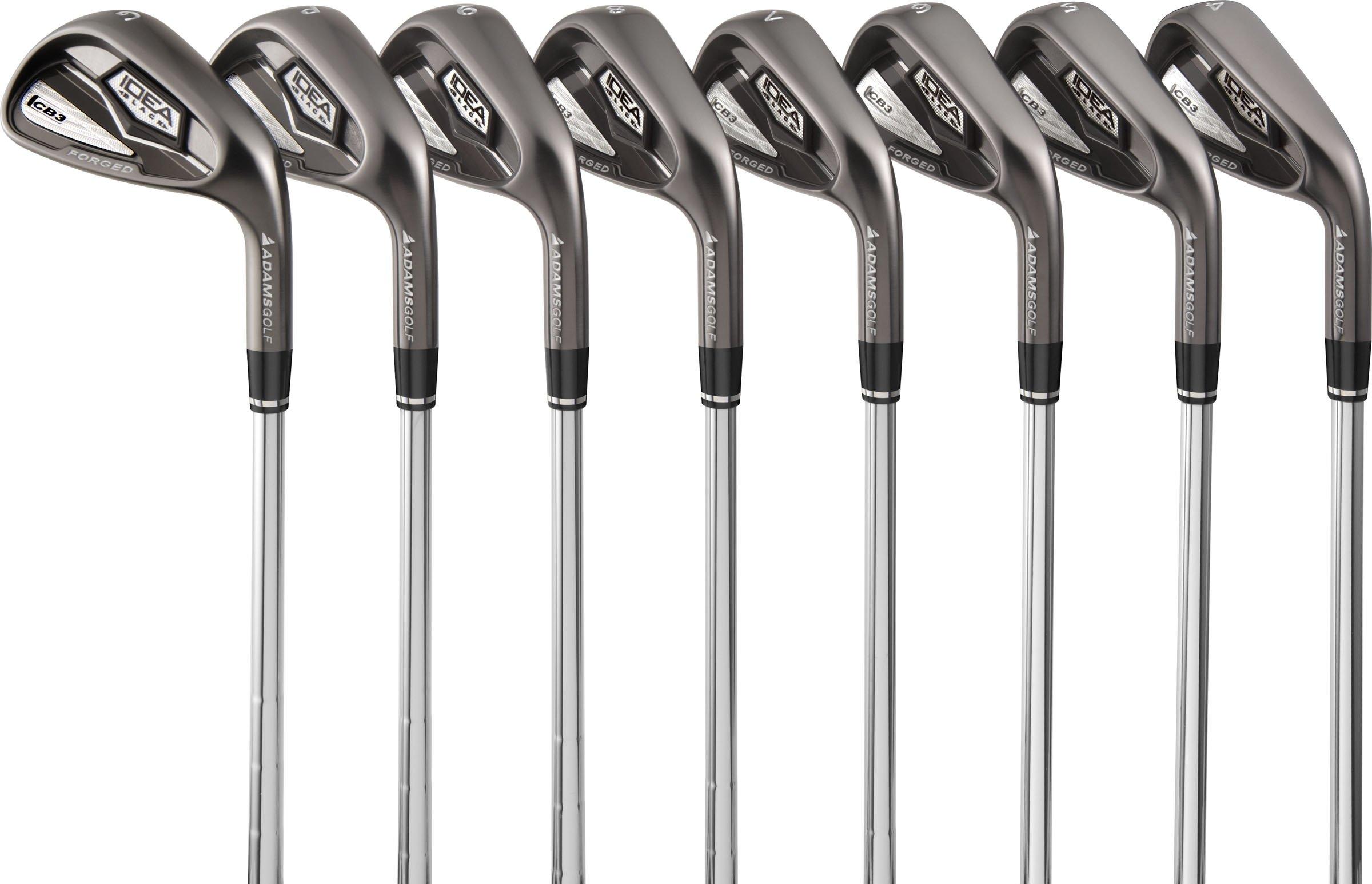10 Fashionable Adams Golf Idea Tech V4 adams 2013 cb3 irons idea tech v4 speedline tech mulligang golf 1 2020