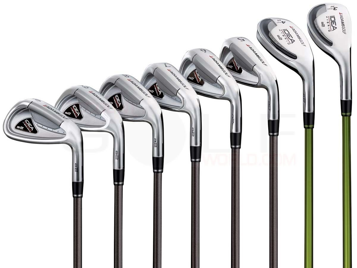 10 Lovely Adams Idea Hybrid Irons Review adams idea a2 irons discount golf world
