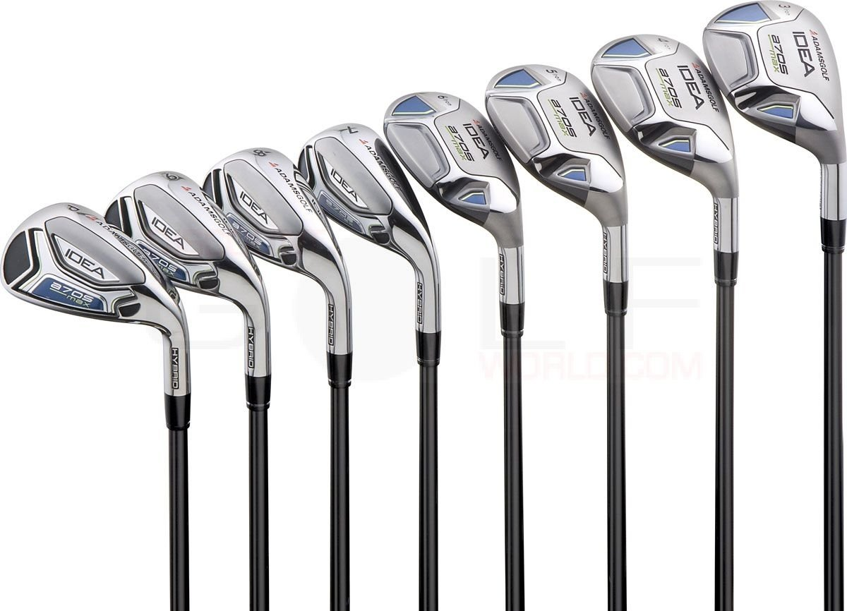 10 Lovely Adams Idea Hybrid Irons Review adams idea a7os max hybrid irons sets discount golf world