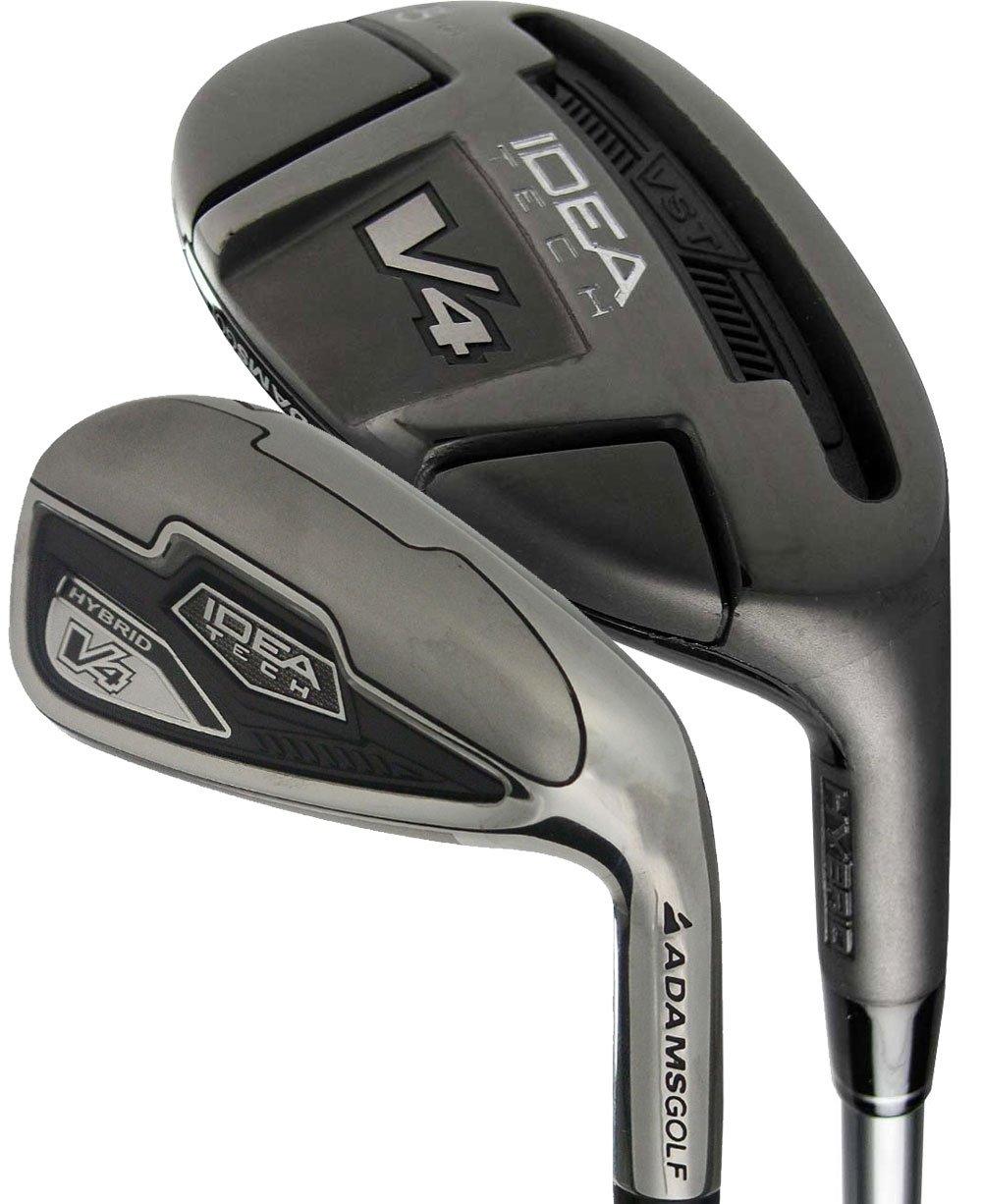 10 Fashionable Adams Golf Idea Tech V4 adams idea tech v4 0 hybrid irons graphite steeladams golf 1 2020