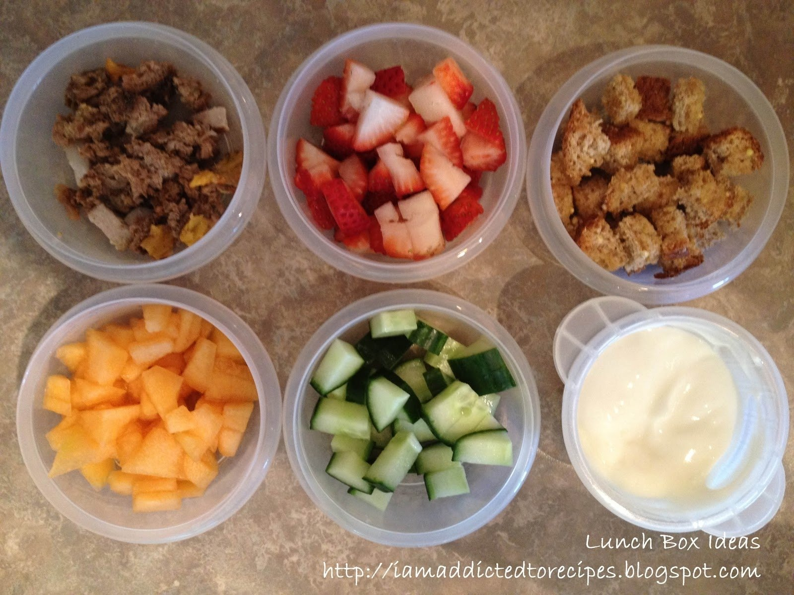 10 Ideal Lunch Ideas For 1 Year Old addicted to recipes lunch box link party 2020