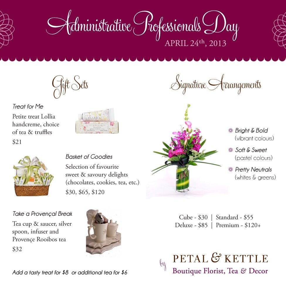 10 Stylish Admin Professionals Day Gift Ideas administrative professionals day 1 2021
