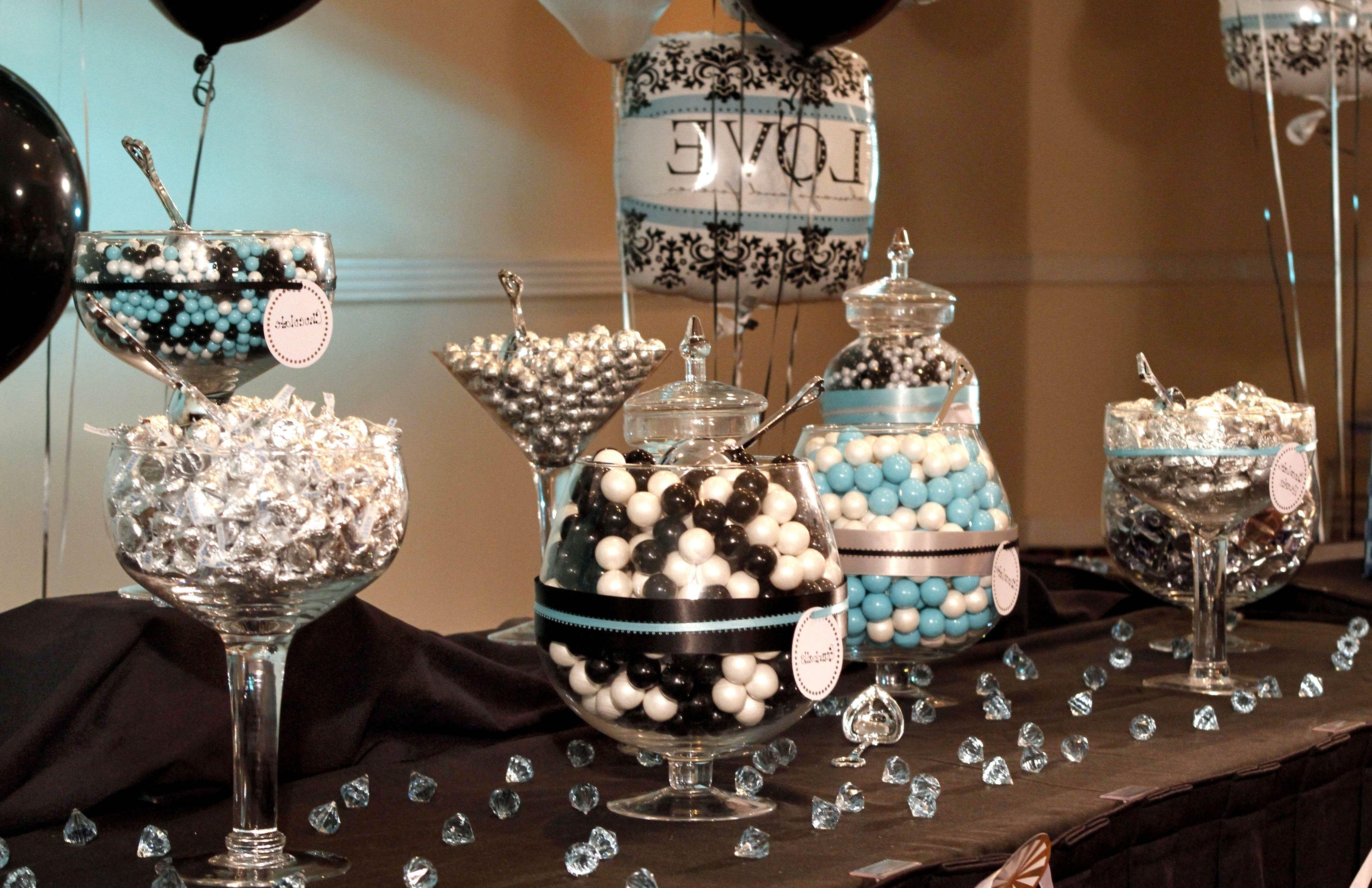 10 Stylish Black And White Party Decoration Ideas adorable black party ideas decor home design black and white party 2020