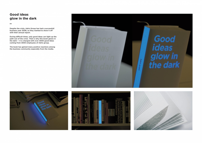 10 Fashionable Good Ideas Glow In The Dark adris group tobacco and tourism good ideas glow in the dark adeevee 2020