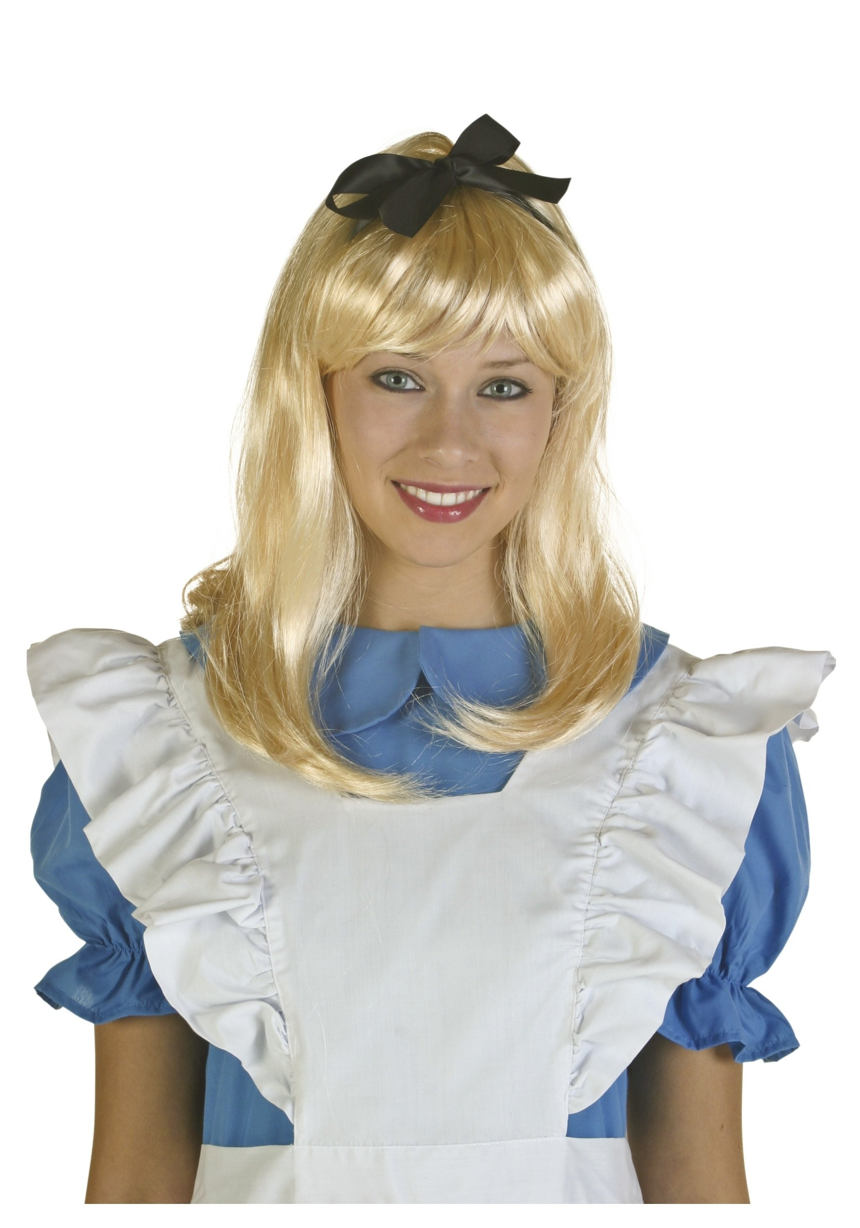 10 Great Halloween Costume Ideas For Blondes adult blonde alice wig 2020