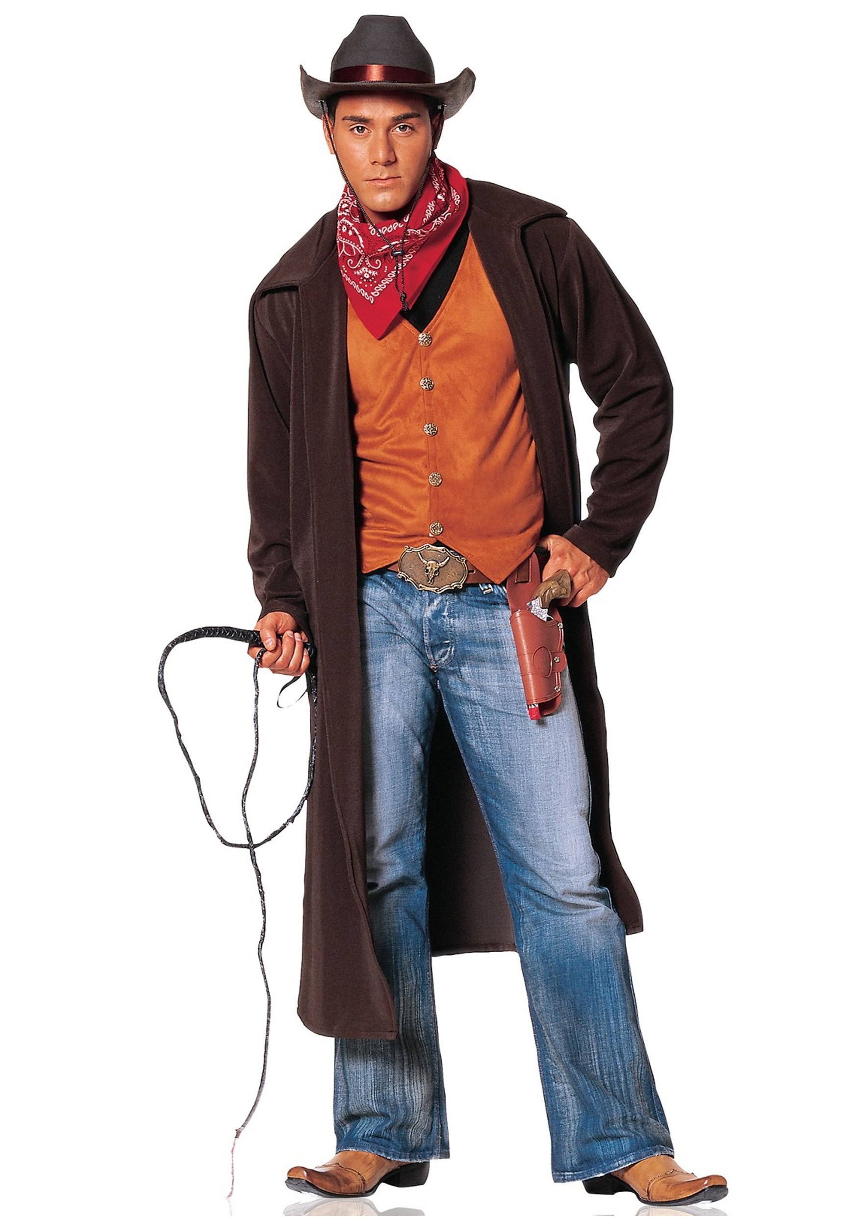 10 Most Recommended 2013 Costume Ideas For Men adult gunslinger cowboy costume costumes pinterest costumes 2020