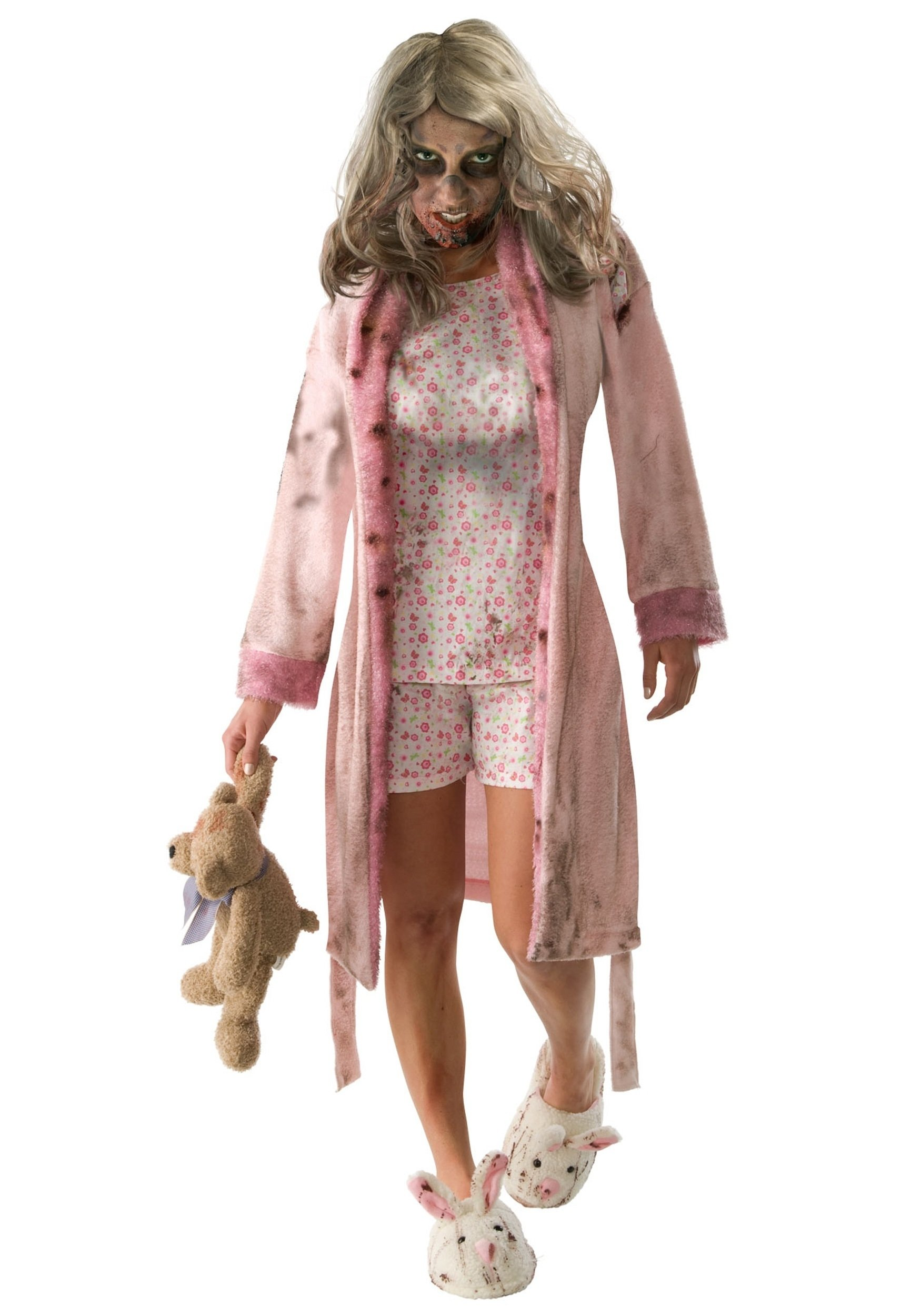 adult little girl zombie costume - halloween costume ideas 2016