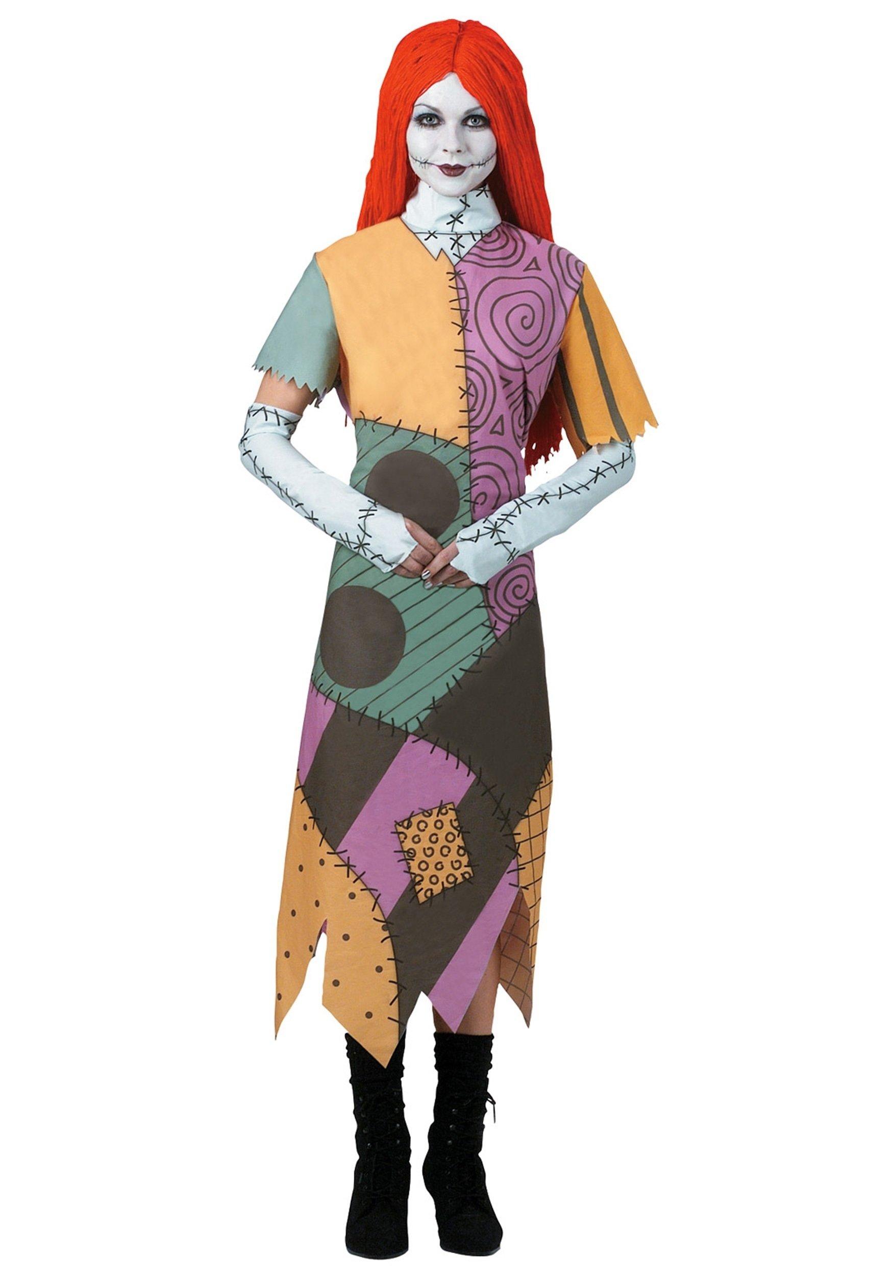 10 Elegant Funny Halloween Costume Ideas Women adult sally costume 2020
