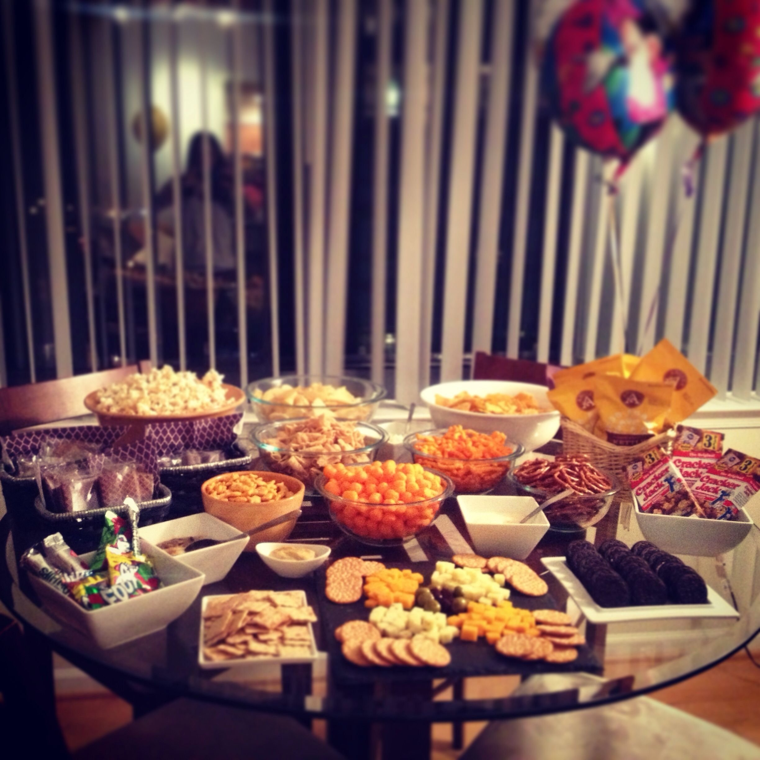 10 Great Slumber Party Ideas For Adults adult slumber party sleepover snacks a mix of old school snacks 2021
