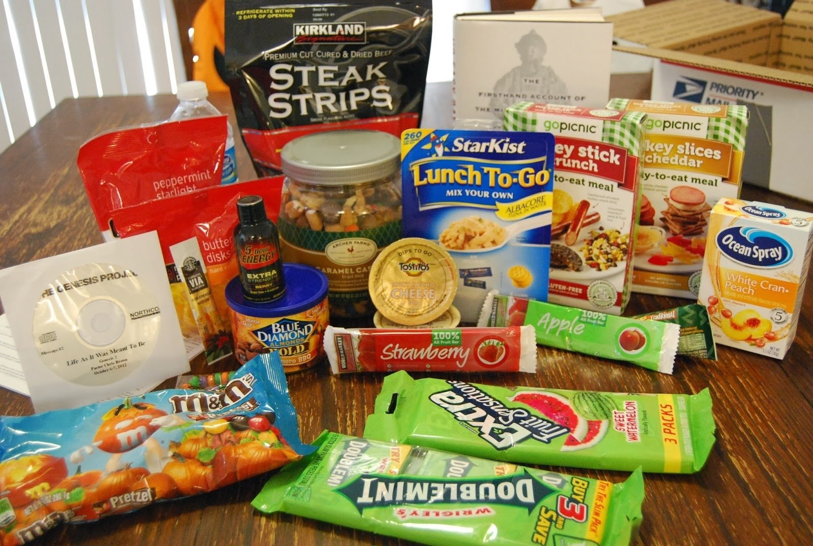 10 Ideal Care Package Ideas For Military adventures of a semper fi family deployment care packages 2020