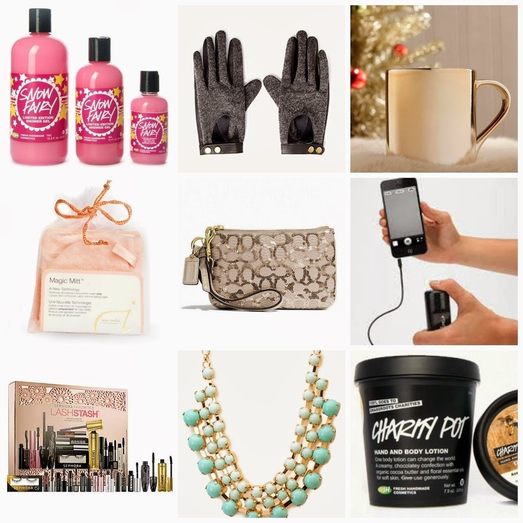 10 Fabulous Christmas Present Ideas For Her affordable holiday gift guide for her just a trace 2020